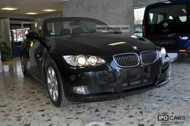 2007 bmw 325i convertible beautiful leather xenon. Black Bedroom Furniture Sets. Home Design Ideas