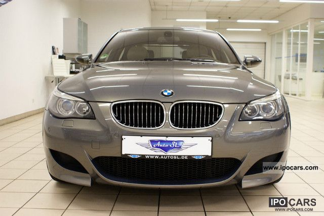 2005 BMW  INDIVIDUAL M5 Full Head Up * AT Clutch Limousine Used vehicle photo
