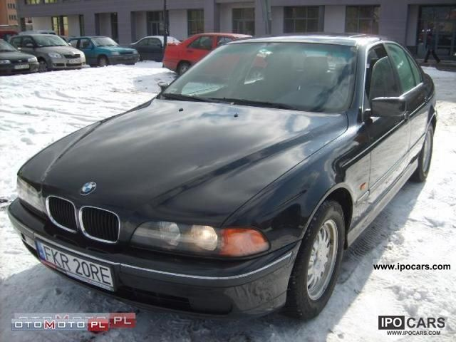 1997 Bmw 520 Full Ks Serwisbezwypadkowa Car Photo And Specs