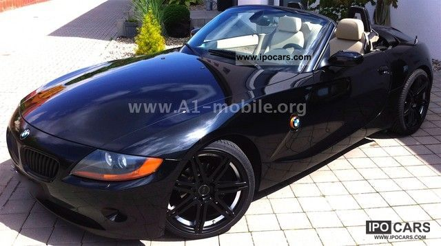 2003 BMW  Z4 2.5i M = 19 \ Cabrio / roadster Used vehicle photo