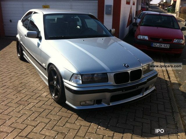 1998 BMW M3 Compact 340 hp - Car Photo and Specs