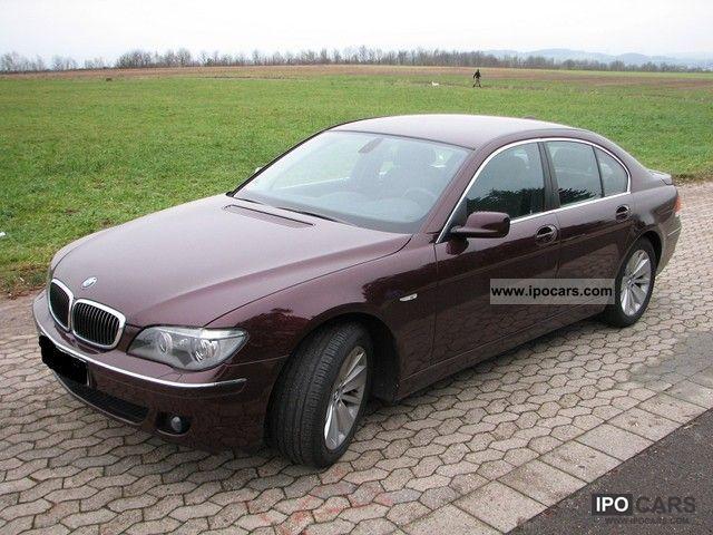 BMW 740i 2008 Used Vehicle Photo
