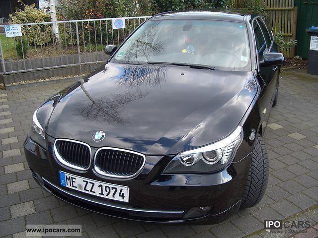 2008 BMW 520i Touring Estate Car