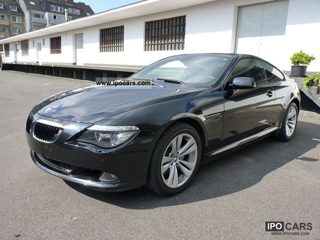 2007 bmw 635d full dynamic drive night vision active steering car photo and specs. Black Bedroom Furniture Sets. Home Design Ideas