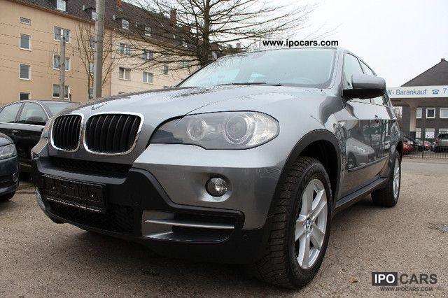 2008 BMW  X5 3.0si/Leder/Navi Prof/7-Sitzer/Rückkamera! Limousine Used vehicle photo