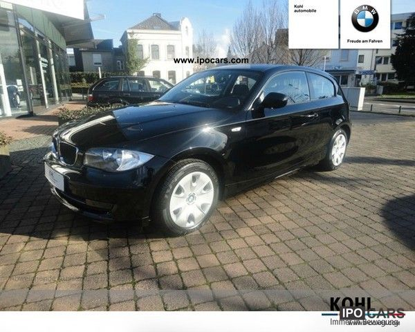 2009 BMW  116d Air DPF PDC Limousine Used vehicle photo