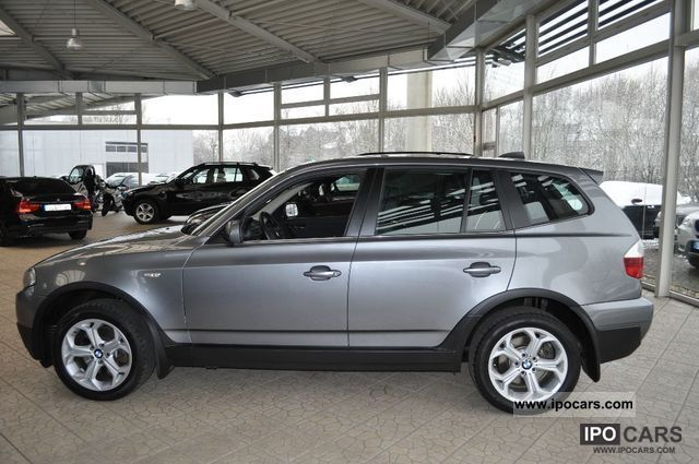 2008 bmw x3 xdrive35d ahk glass roof xenon light package. Black Bedroom Furniture Sets. Home Design Ideas