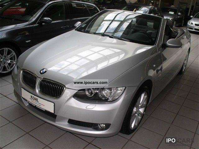 2007 bmw 325i convertible leather xenon pdc climate alloy. Black Bedroom Furniture Sets. Home Design Ideas