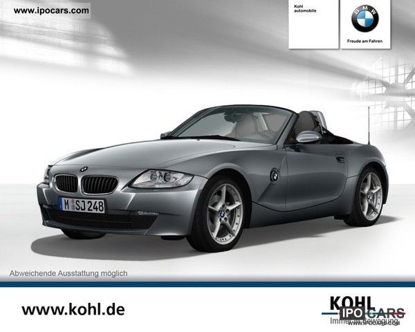 2009 BMW  Z4 Roadster 2.0i Convertible Leather Xenon Klimaa HiFi Cabrio / roadster Used vehicle photo