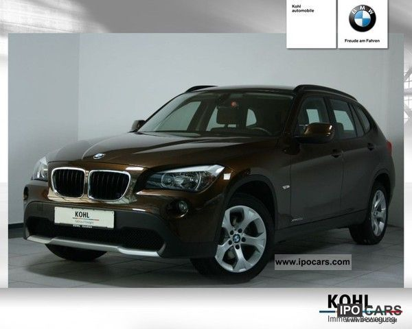 2010 BMW  X1 xDrive20d A PDC climate control APC Off-road Vehicle/Pickup Truck Used vehicle photo