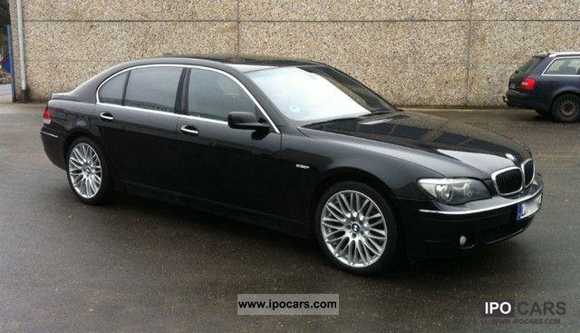 2005 BMW Full Facelift 760Li Features 20 Limousine