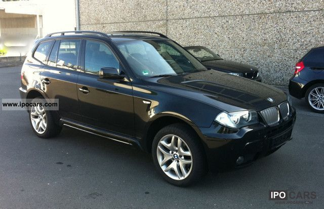 BMW X3 XDrive30i M Sport Navi PACKAGE ProfMod2009 ATM 2008 Used Vehicle