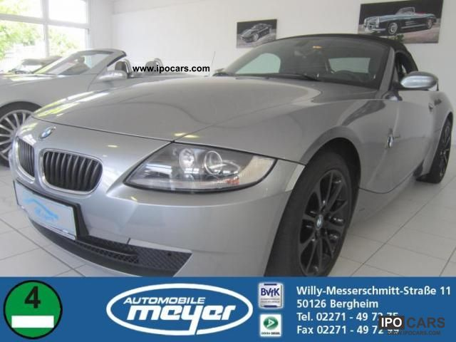 2006 BMW  Z4 Roadster 2.5si Cabrio / roadster Used vehicle photo