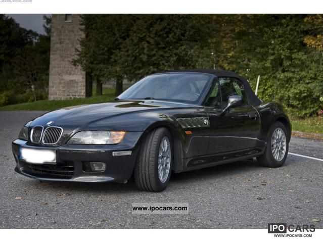 2002 BMW Z3 Roadster 1.9i - Car Photo and Specs