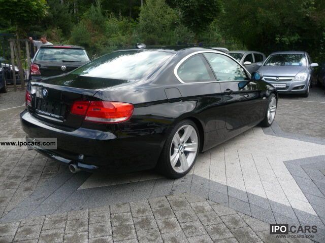 2008 bmw 335d coupe car photo and specs. Black Bedroom Furniture Sets. Home Design Ideas