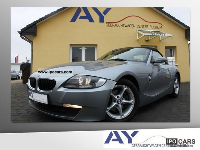 2006 BMW  Z4 2.0i Leather climate Cabrio / roadster Used vehicle photo
