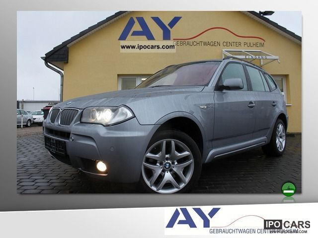 BMW  X3 3.0si M-SPORT PACKAGE panoramic GAS PLANT 2007 Liquefied Petroleum Gas Cars (LPG, GPL, propane) photo