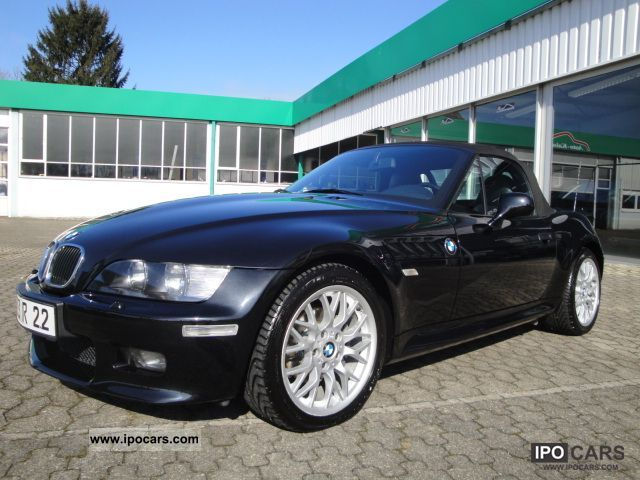 2002 Bmw Z3 Roadster 2 2i Sport Edition Car Photo And Specs