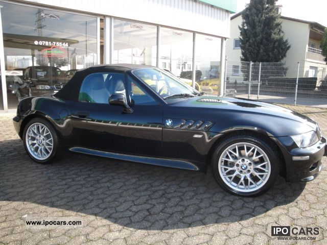 2002 Bmw Z3 Roadster 2 2i Sport Edition Car Photo And