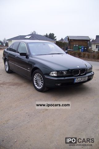 2000 BMW  535i Limousine Used vehicle photo