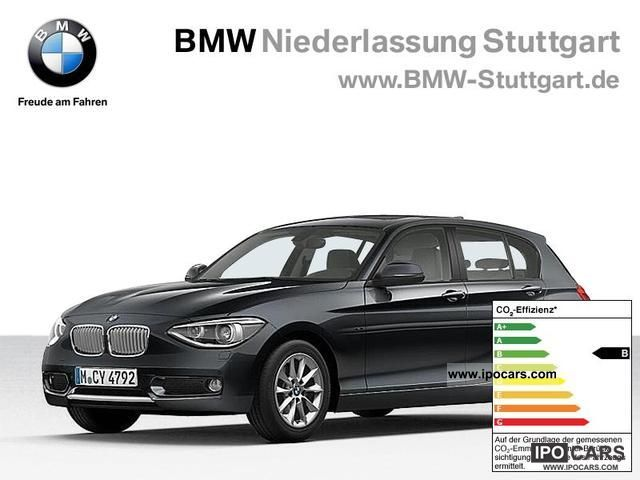 2012 BMW  118d 5-door Urban Line Automatic glass roof navigation Limousine Demonstration Vehicle photo