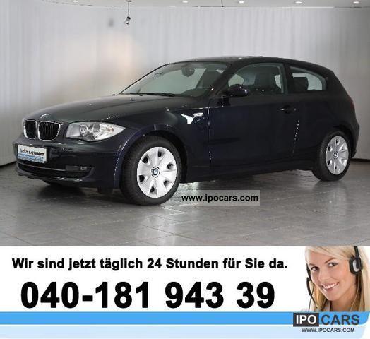 2008 BMW  118i 3-door air, PDC, Met, FH el, el GSD Limousine Used vehicle photo