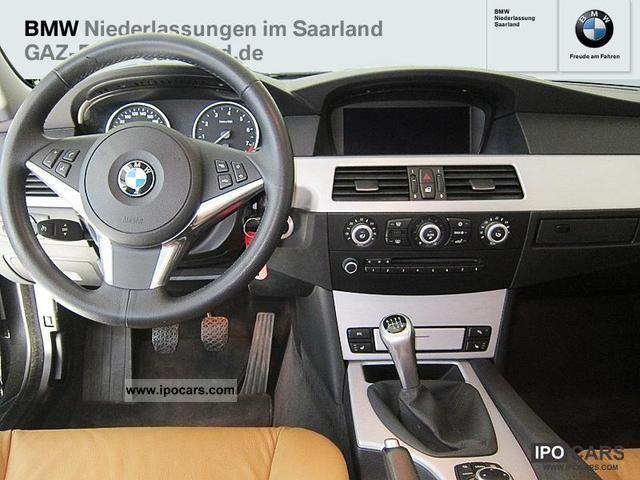 BMW I Touring Car Photo And Specs - 2008 bmw 525i