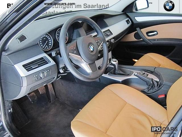 2008 Bmw 525i Touring Car Photo And Specs