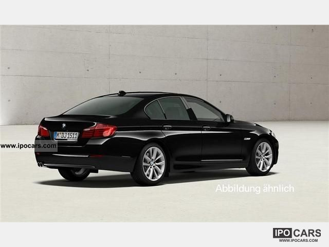 BMW I Sedan Car Photo And Specs - 2012 bmw 530i