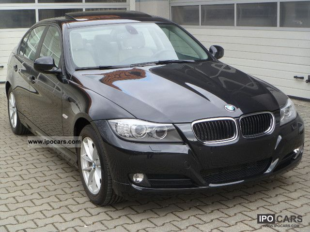 2010 bmw 318i aut leather glass roof exclusive features car photo and specs