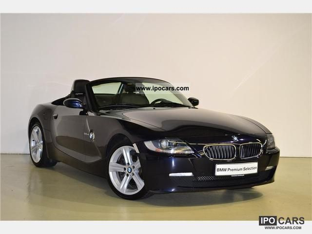 2007 BMW  Z4 Roadster 2.5si Automatic Navi Xenon PDC MFL Cabrio / roadster Used vehicle photo