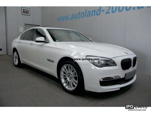 2011 BMW  730d M Sport Package + Full + seat ventilation HeadUp Limousine Used vehicle photo