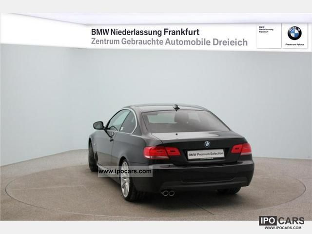 2009 BMW  325d Coupe M Sport Auto glass roof Navi Pro Sports car/Coupe Used vehicle photo