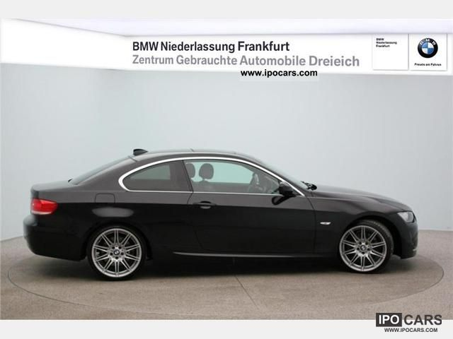 2009 bmw 325d coupe m sport auto glass roof navi pro car. Black Bedroom Furniture Sets. Home Design Ideas