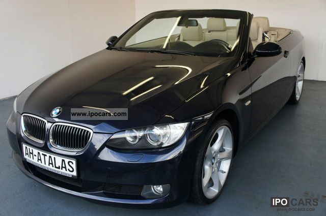 2007 bmw 325i convertible car photo and specs. Black Bedroom Furniture Sets. Home Design Ideas