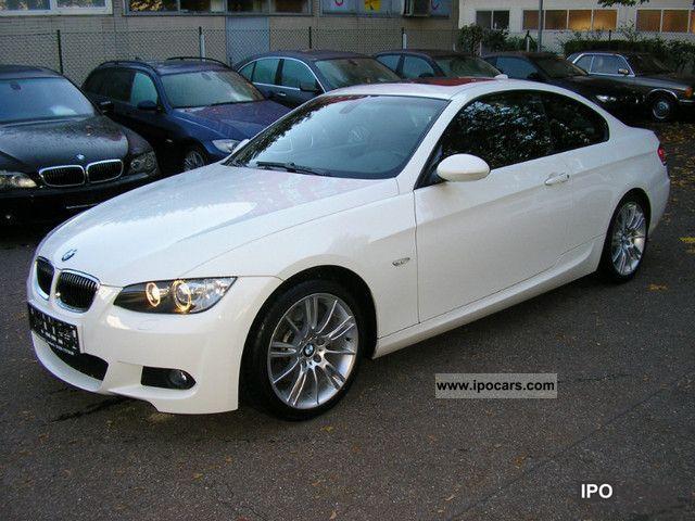 2008 BMW 325dA Coupe M-SPORT PACKAGE * NAVI * XENON * EGSD ...
