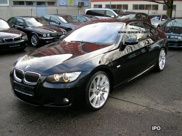 2008 BMW  325dA Coupe M-SPORT PACKAGE * NAVI * LEATHER * EGSD * MOD.09 Sports car/Coupe Used vehicle photo