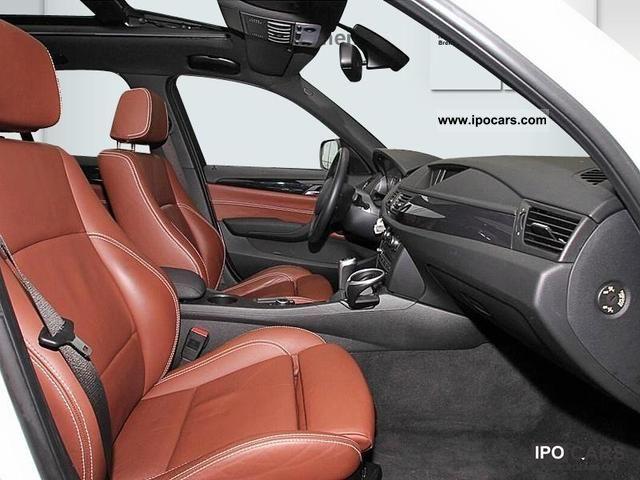 2009 Bmw X1 Xdrive20d Navi Beh Sports Seats Panoramic G Car Photo And Specs