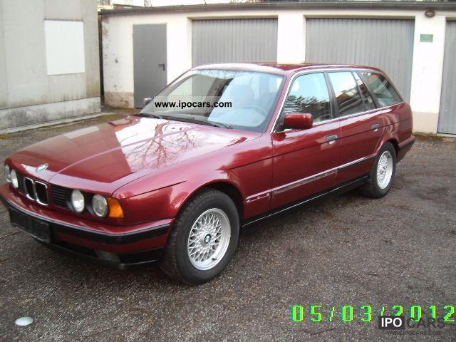 1993 BMW  520i touring Estate Car Used vehicle photo