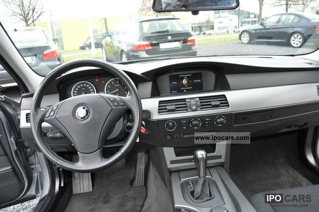 2006 Bmw 525xi Touring Automatic Climate Car Photo And Specs