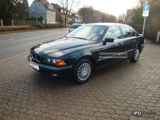2001 BMW  523i * Climate * 1Hand * HU / AU 01/2014 * EFH * Aluminum * Limousine Used vehicle photo