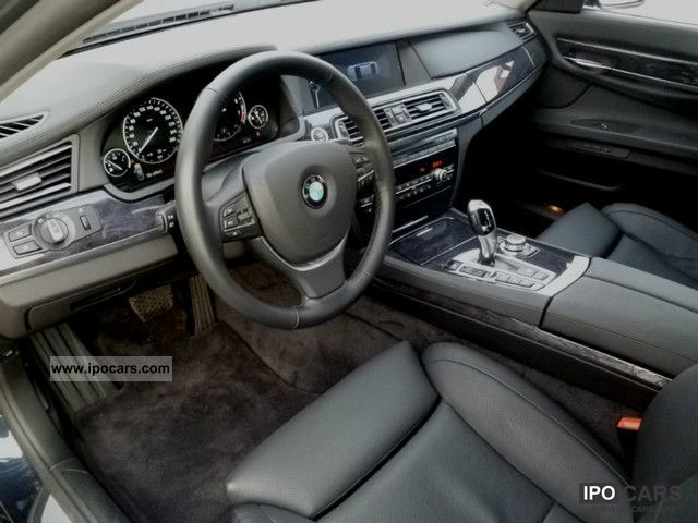 2009 BMW 750Li xDrive / rear Entertainm./TV/4xSitzbelüftung Limousine ...