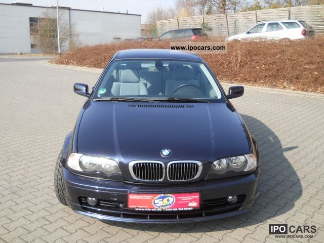 2000 bmw 318 ci alloy wheels climate control shz car. Black Bedroom Furniture Sets. Home Design Ideas