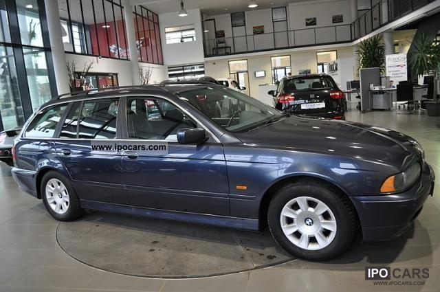 2002 BMW  520i Touring LPG Estate Car Used vehicle photo