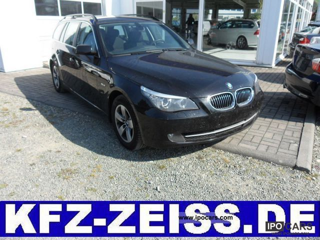 2008 BMW  525d Tour.Aut.XENON / NAVI / STANDHZG / SHZG / PDC Estate Car Used vehicle photo