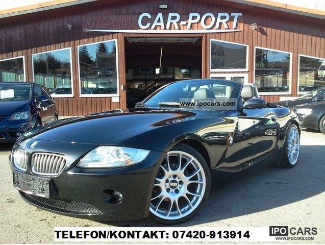 2004 BMW  Z4 3.0i Cabrio / roadster Used vehicle photo