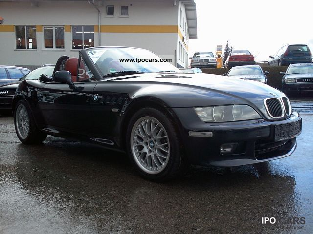 2002 Bmw Z3 Roadster 2 2i M Car Photo And Specs