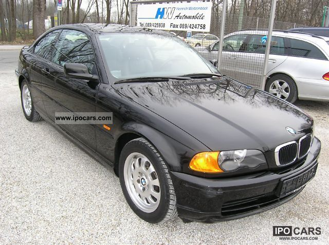 2000 bmw 318 ci automatic air leather 1 hand. Black Bedroom Furniture Sets. Home Design Ideas