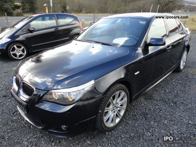 2008 bmw 530xd aut navi edition sport hud m sport package car photo and specs. Black Bedroom Furniture Sets. Home Design Ideas