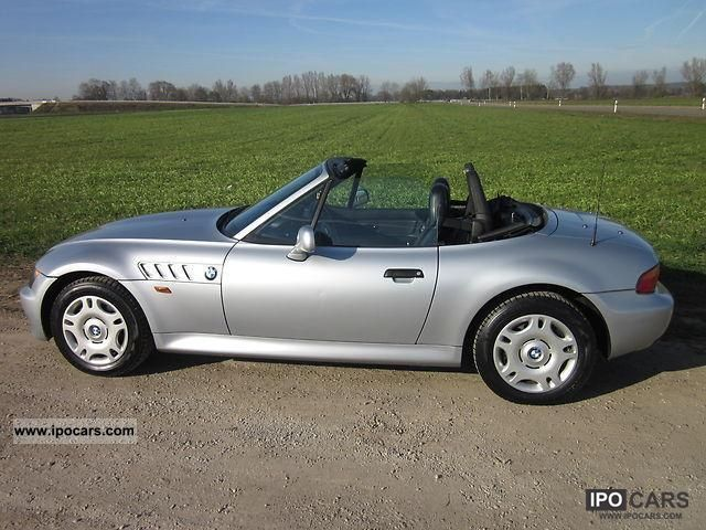 1998 BMW  Z3 Convertible * leather * Cabrio / roadster Used vehicle photo